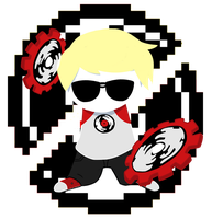 DAVE STRIDER by MisterIndian