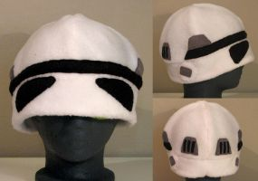 Strom Trooper hat by melonkittyhats