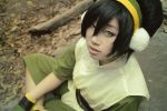 Toph: Moment's Reprieve by c-dra