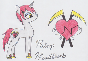 Ponyfied Heart by VulpixTheLoner