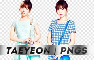 Taeyeon  Snsd  Png by MilenaHo
