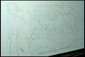 802 commission WIP by renecordova