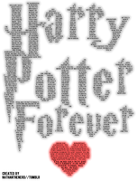 Harry Potter Forever by nathanthenerd