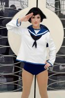 Miyafuji Strike Witches by RuffleButtCosplay