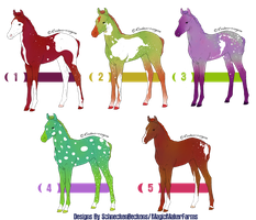 30 Point Foal Adopts OPEN by SchneckenBeckons