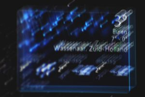 Wheater Hologram by 1Mathew7