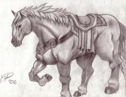 Epona by Child-of-God