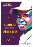 SPIRIT OF PAPUA by randesain