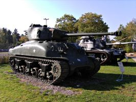 Gun Collection: M4 Sherman by Germanstock