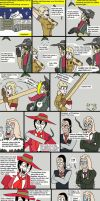 Hellsing bloopers 15-Christmas by fireheart1001