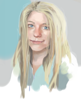 Reddit-portrait-girl by raccoonpee