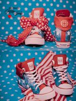 Sneakers by keillly