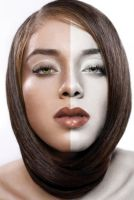 Peau blanche - White skin PSD + ATN by cendredelune