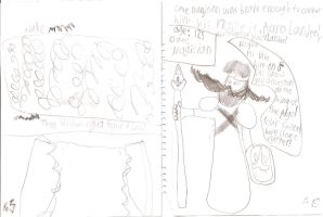 Dark Cutter comic pages 5n6 by HYPERJOSEPH