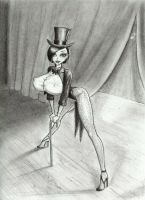 Zatanna - Earth Toon by ralphieboy