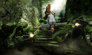 Lara Croft 40 by legendg85