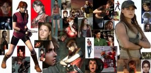 Claire Redfield by pisceslilly198524