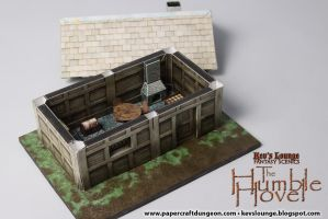 The Humble Hovel by BraveSirKevin