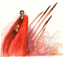 The Minister of Chance - Durian (Paul McGann) by Meisiluosi