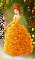 Designer Belle by madam-marla