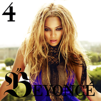 Beyonce - 4 by paulo-renato-17