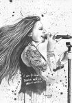 Floor Jansen by eemvisan