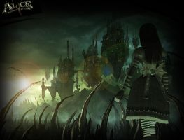 Alice Madness Returns by jeux422