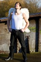 Grunge Angel stock 51 by Random-Acts-Stock