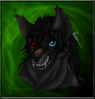 'Don't you trust this face?' by Wildheart-Wolfsong