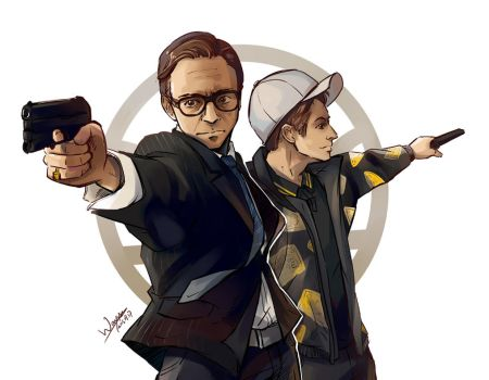 Kingsman by waynebridge