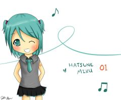 Child Miku by MuSiCxLoVe13