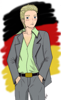 Sexy German Man by Effielectric