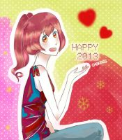 Colourful Year~! by Chokinis