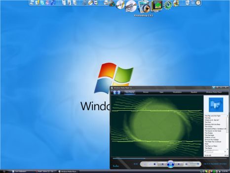 Windows Vista by Chinsen