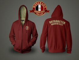 Rotaract GC Uniform by XtrDesign