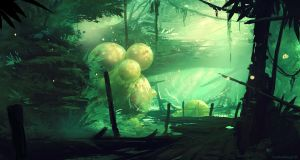 Swampy Balls by Spex84