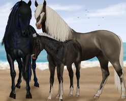 Family Portrait by Wild-Rose-Ranch