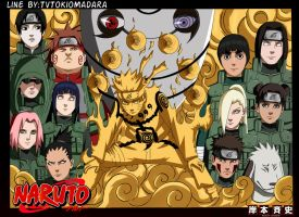 naruto S. 515 cover by One67