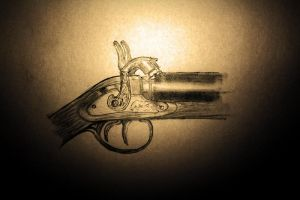Double barrel by Vadich