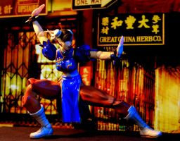 Chun Li - playarts 09 by twohand