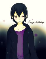 Happy Birthday Shizuo by FluffySora