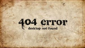 404 Error by John-Boyer