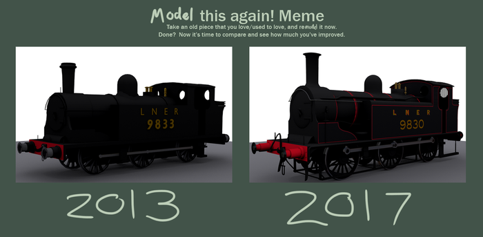 Time to start rehashing old content by Old-Freddy
