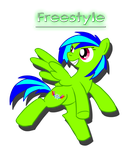 Freestyle by Ilona-the-Sinister