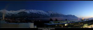 A Winter Day's Morning by stetre76