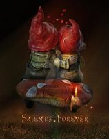 Friends Forever by pranile