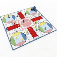 Parcheesi Board Game by PLutonius