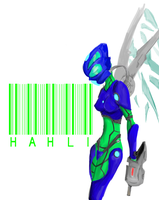 Hahli by SynTheHunter