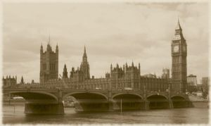 Good old London... by MkCream