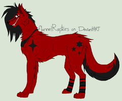 Old Character Adoptable :SOLD: by flannelRaptors